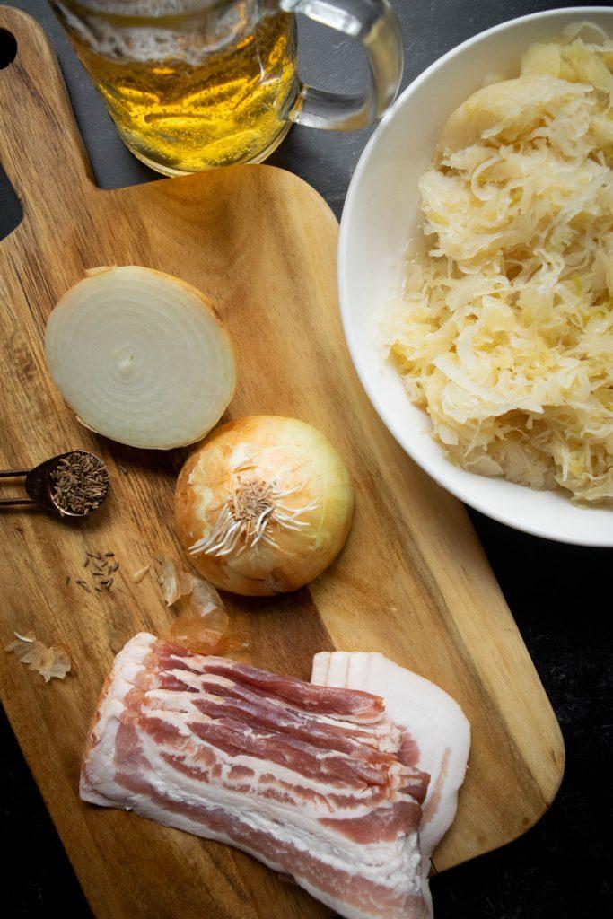 sauerkraut ingredients