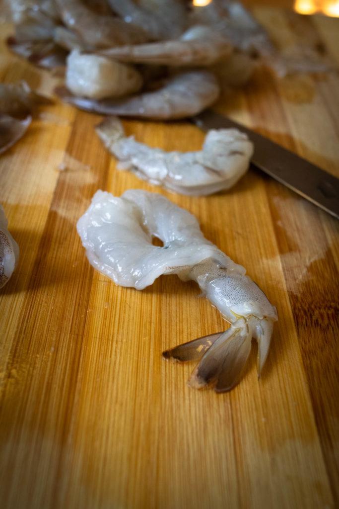 Shrimp Parmesan