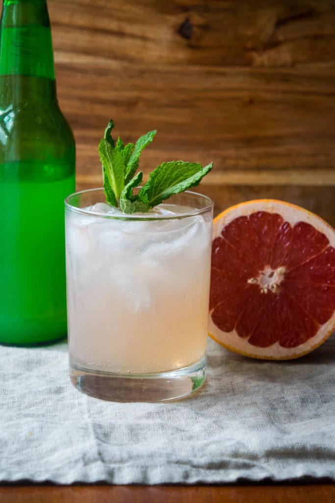 Citrus Mint Vodka Mule