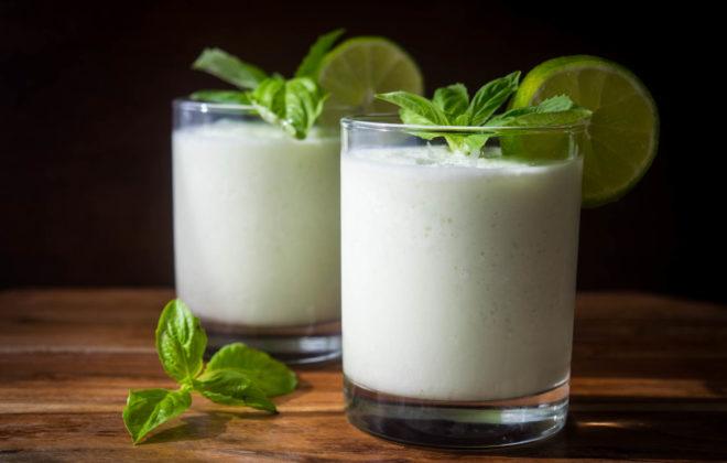 vodka Brazilian lemonade
