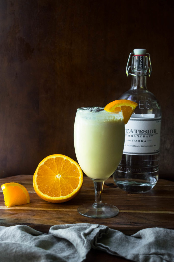 Stateside Vodka Boozy Orange Dreamsicle