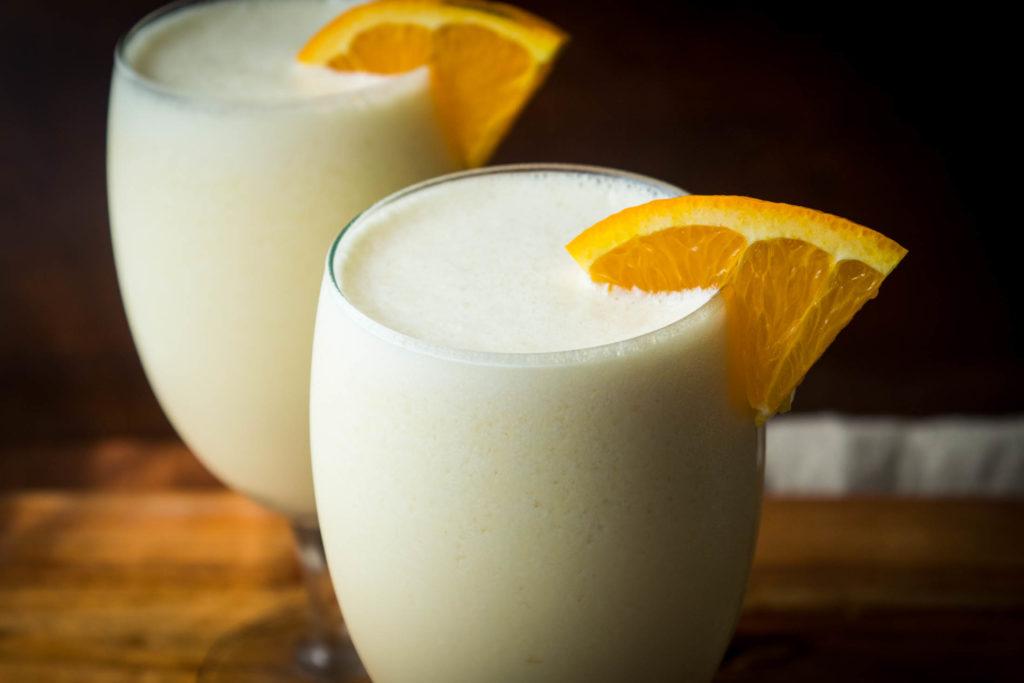 alcoholic orange creamsicle