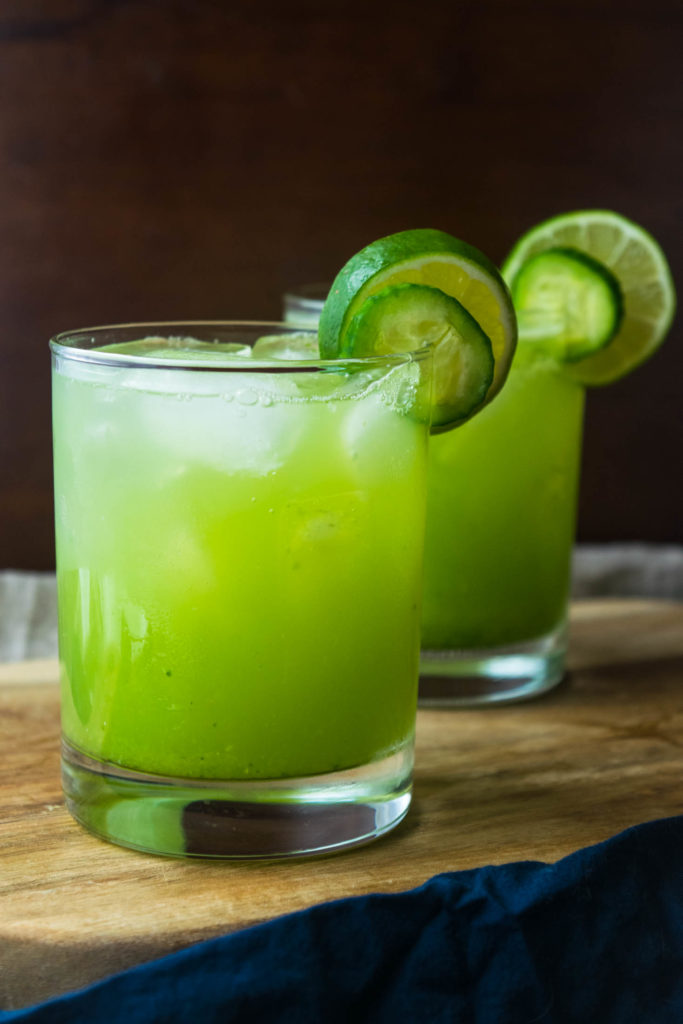 Cucumber Lime GINlet