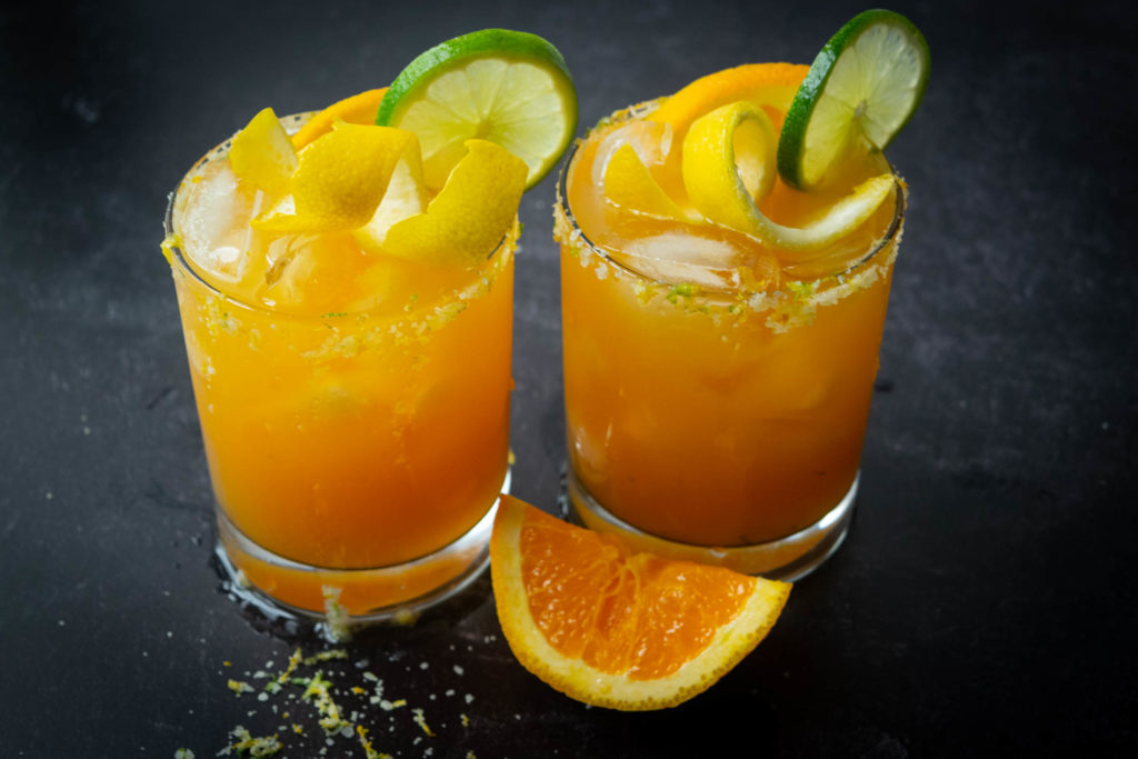 five alive citrus margarita