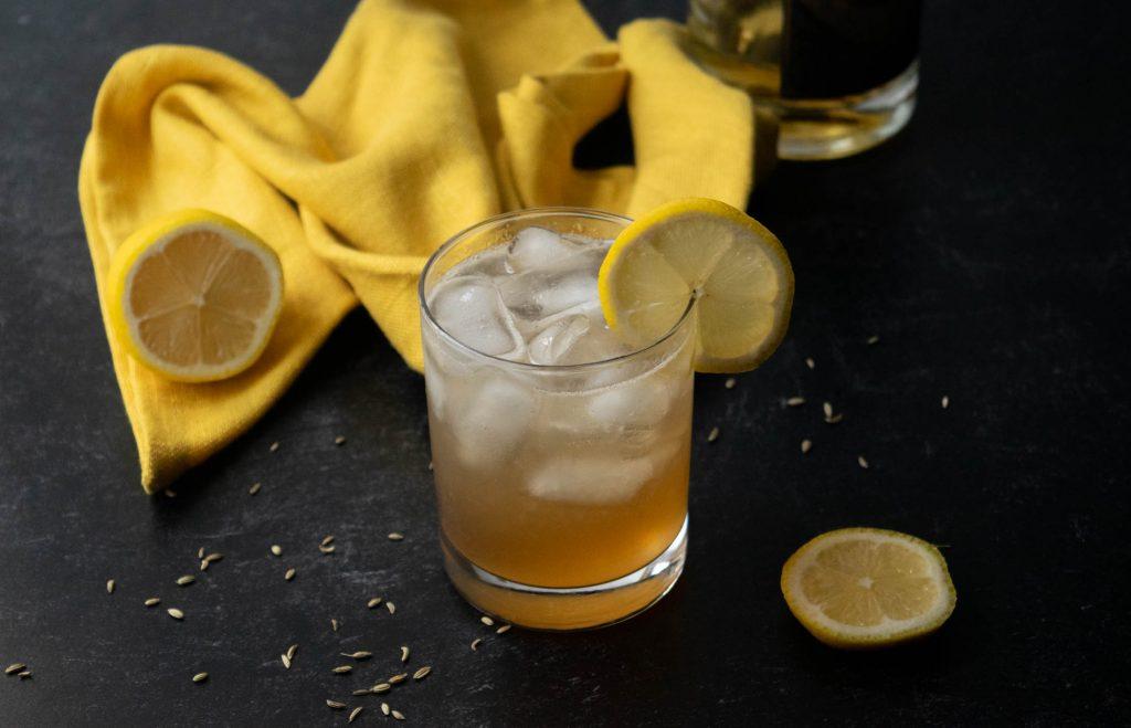 bourbon vanilla slammer