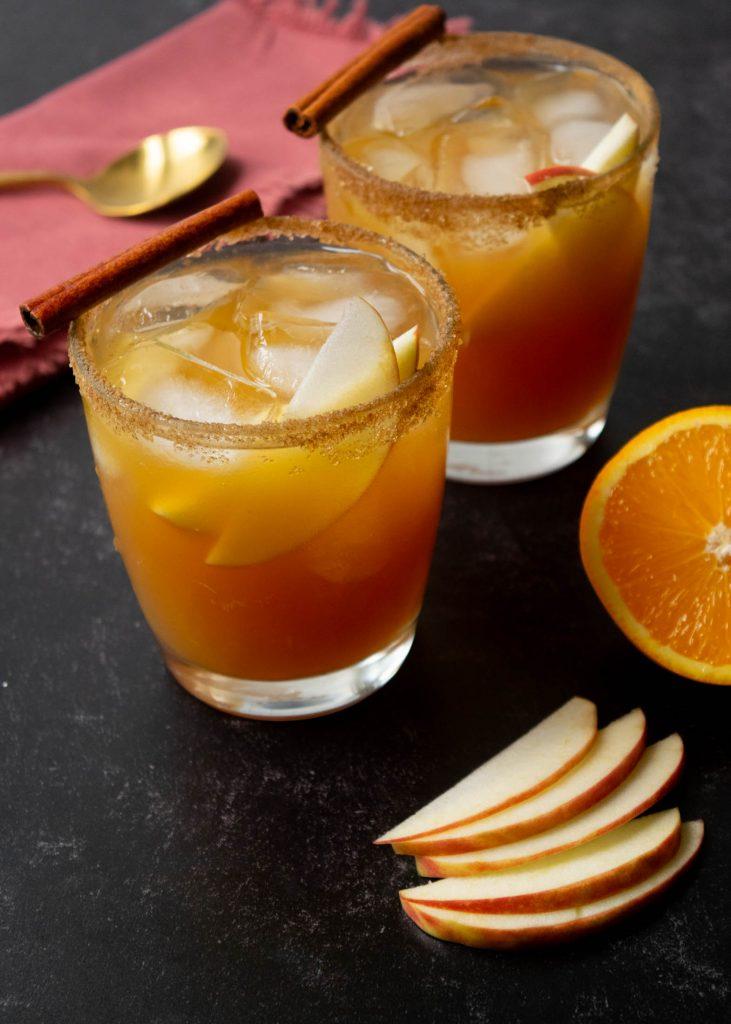Añejo Apple Cider Margaritas