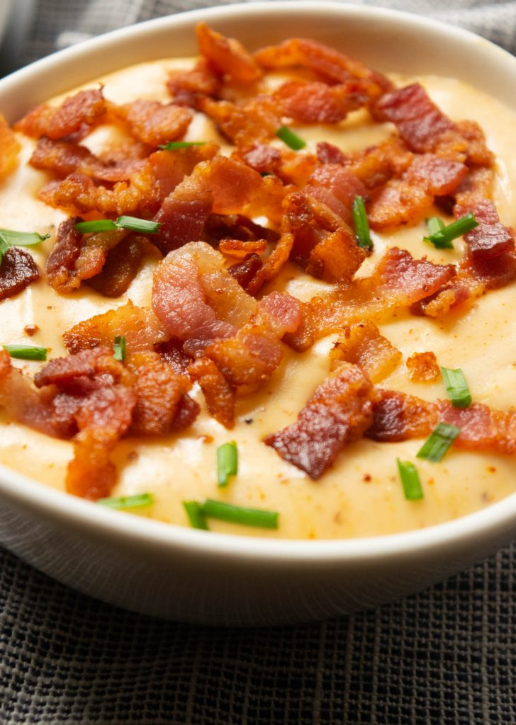 beer bacon cheese dip