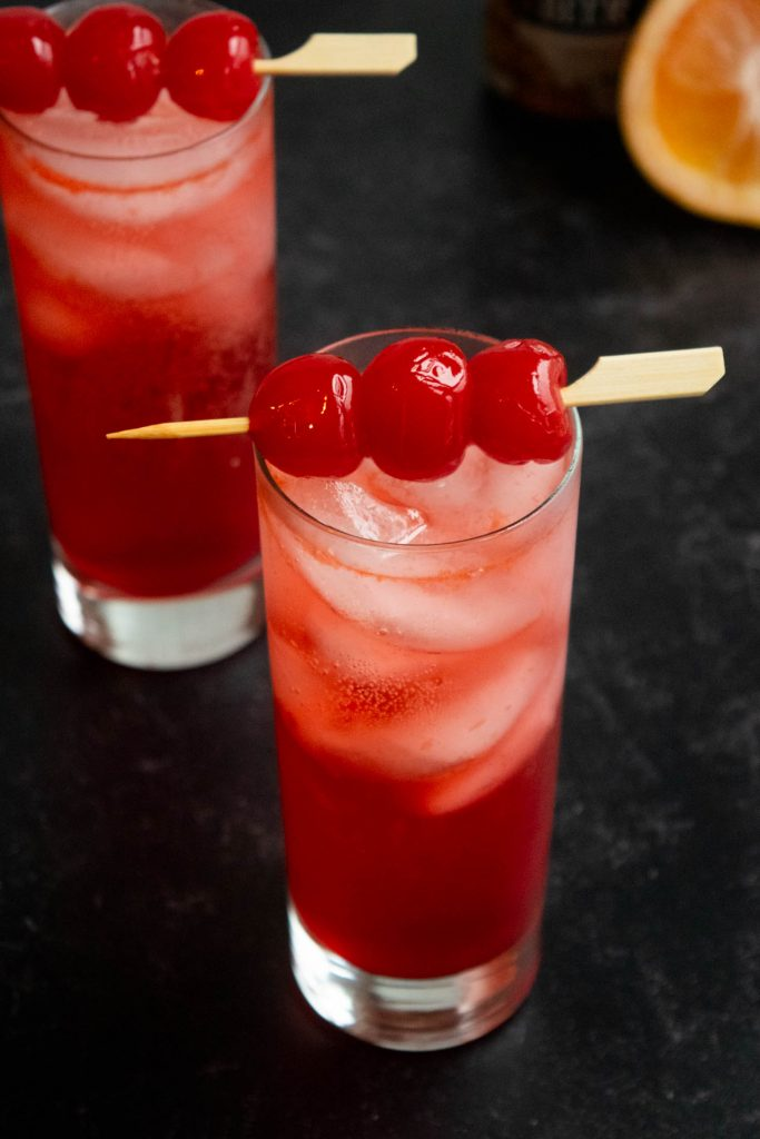 adult Shirley Temple