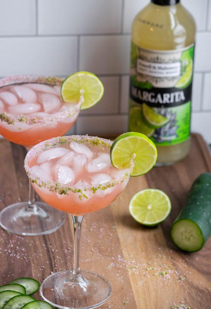 Powell and Mahoney Cocktails Margarita
