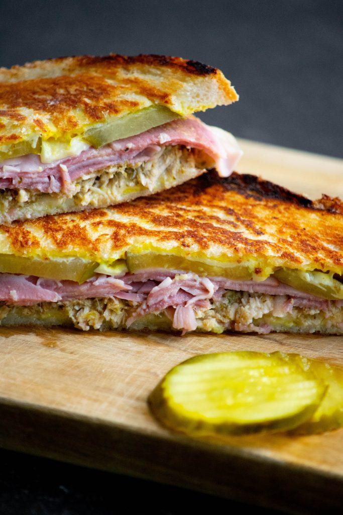 cuban sandwich melt